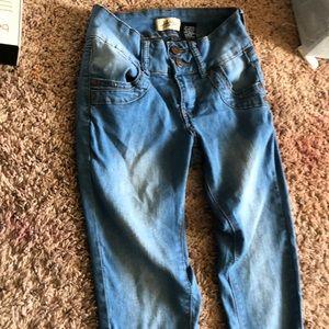 Denim - Women's petite jeans